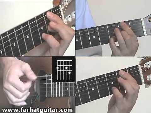 Tears in Heaven Eric Clapton Guitar Cover www.Farhatguitar.com