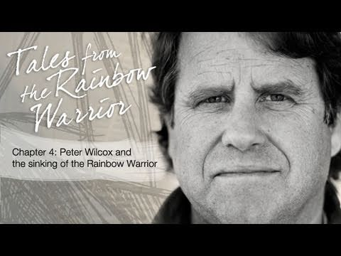 1985 - Peter Willcox on the sinking of the Rainbow Warrior