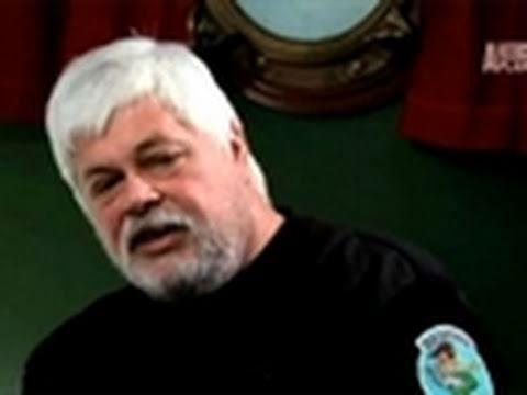 Whale Wars- Meet Paul Watson