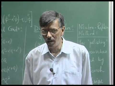 Mod-01 Lec-11 Instability and Transition of Fluid Flows