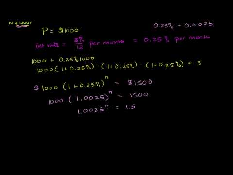 Applying Logarithms 2