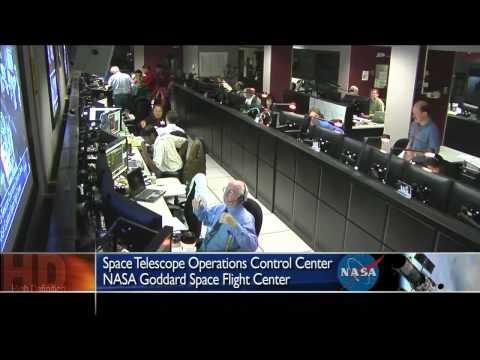 NASA | Update: Hubble SM4 Flight Day 6