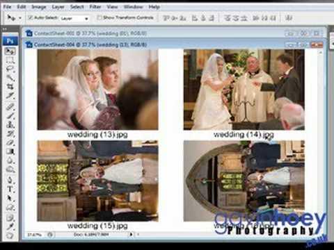 Print & bind proof albums - Photoshop/Photography Week 16