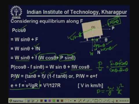 Lecture - 14 Horizontal Alignment - I