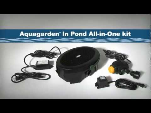 Pennington Aquagarden In Pond All-in-One Kit