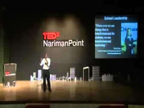 TEDxNarimanPoint - Allison Rouse - Transformation in Education