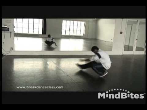 Breakdancing Lesson 2: Footwork and Transitions