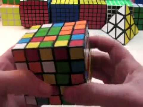 How To Solve the 5x5 Faster: First 4 Centers