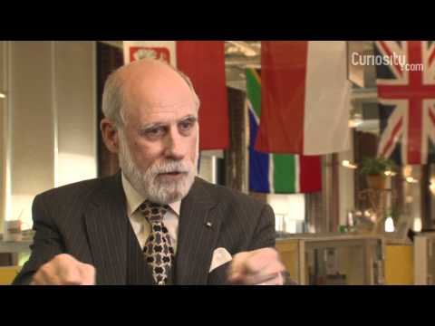 Vinton Cerf: Future of the Internet