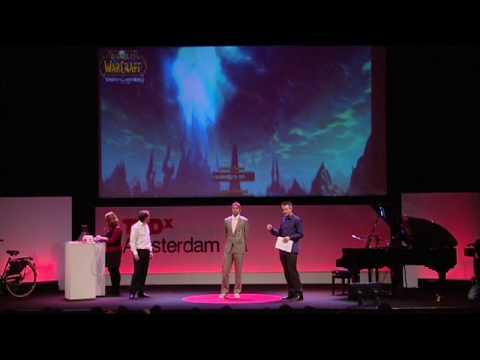 TEDxAmsterdam - Danny Plass & Bram van de Laar - 11/20/09