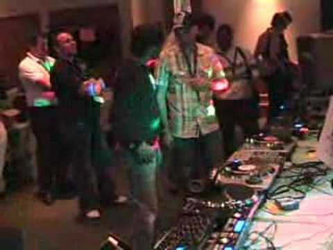 NADJ SHOW 2008 VIDEO 3 DJ Angelo, turntabalist