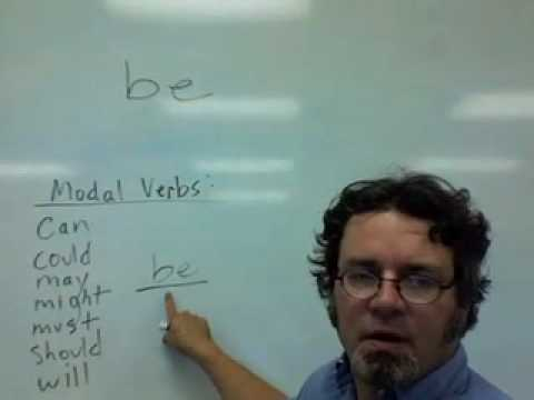 "The verb ""be"" in different tenses"