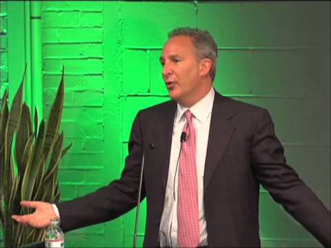 Authors@Google: Peter Schiff