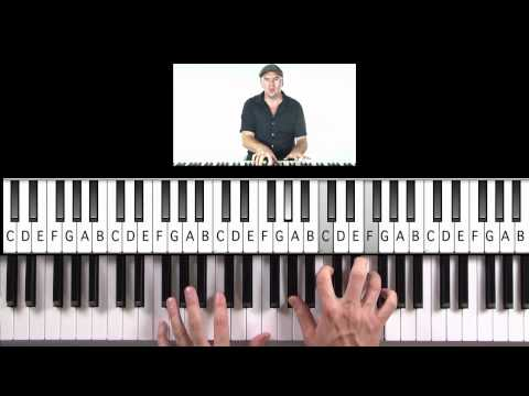 "How to Play ""Castaway"" (Practice Cover) by Franco on Piano"