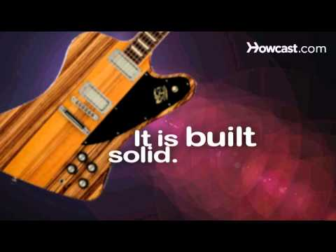 How To Buy an Electric Guitar