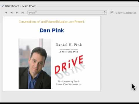 Dan Pink: Mastery as a Motivational Driver