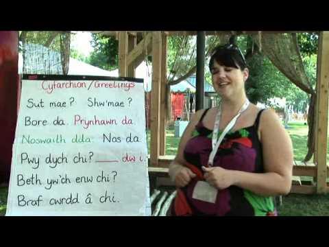 Iona Hughes, Welsh Language Teacher