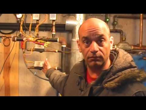 How to remove the air from your boiler / heater