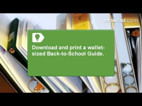 How To Buy PVC-Free School Supplies