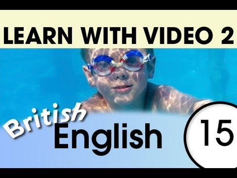 Learn British English with Video - Staying Fit with British English Exercises