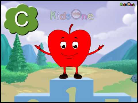 Apple Rhyme Telugu (Animated kidsone song)