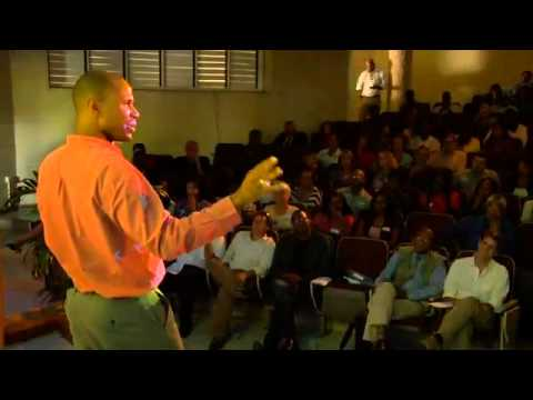 "TEDxJamaica- Bruce James- ""Building a better Jamaican athlete"""
