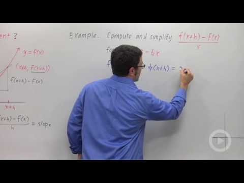 Precalculus - Computing Difference Quotients