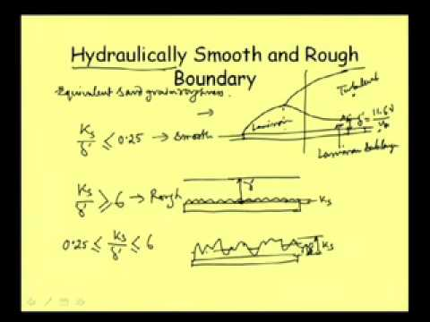 Mod-2 Lec-5 Uniform Flow in Mobile Boundary Channel