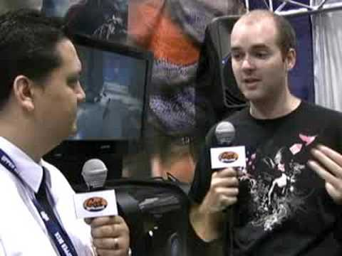 Geek Squad at Comic-Con '08: Prince of Persia videogame