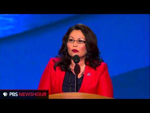 Tammy Duckworth: 'Barack Obama Will Never Ignore Our Troops'