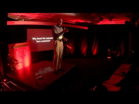 TEDxHultBusinessSchoolSF - John Montgomery - Benefit Corporation