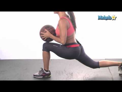 How to Do Basketball Lunges