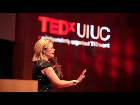 TEDxUIUC - Deana McDonagh - What Is Your Material Landscape Doing For You?