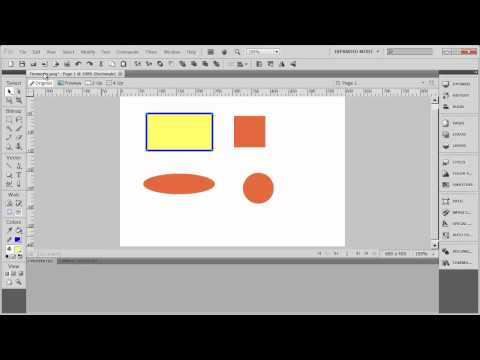 Introduction to Adobe Fireworks CS5 - Part 9