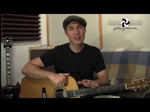 Open Position Note Reading (Guitar Lesson IM-126) How to play IF Stage 2