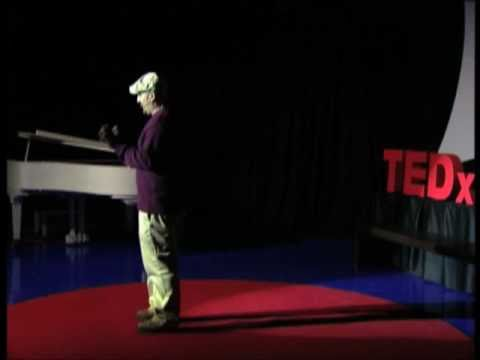TEDxPrishtina - Arben Islami - What to do with a tennis racket