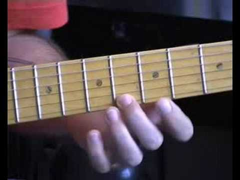 Vibrato #1of2 (Guitar Lesson TE-008) How to play