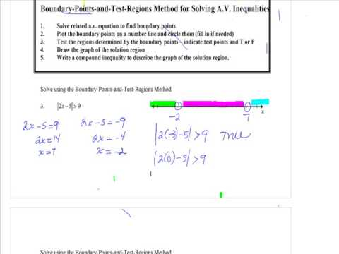 Algebra Lesson 6.6 Day 1