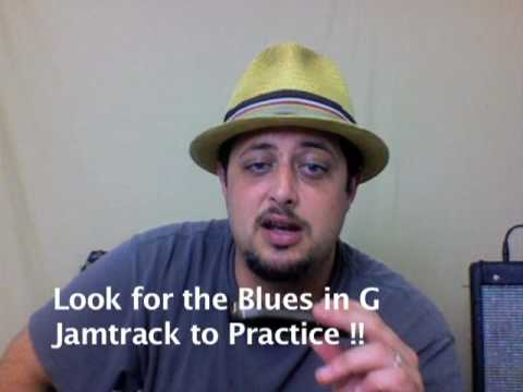 Beginner Blues Harmonica Lesson - Blues Harp