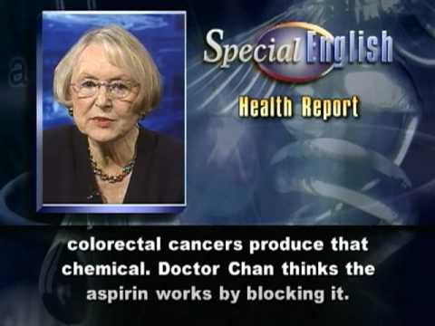 Study Links Aspirin to Colon Cancer Survival