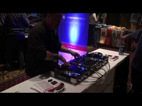 MBLV09 video 29, DJ Flip on Denon kit. A look around show