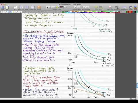 Microeconomics - 103: Income Effect and More!