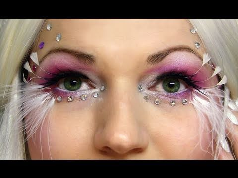 Angel Halloween Makeup (collaboration with Petrilude)