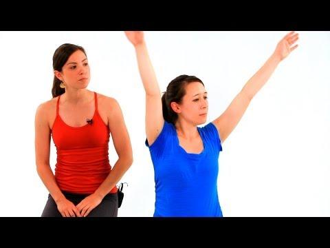 Prenatal Pilates Moves: Spinal Twist   Pregnancy Exercises