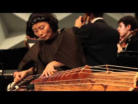 The World: Jin Hi Kim plays the Komungo