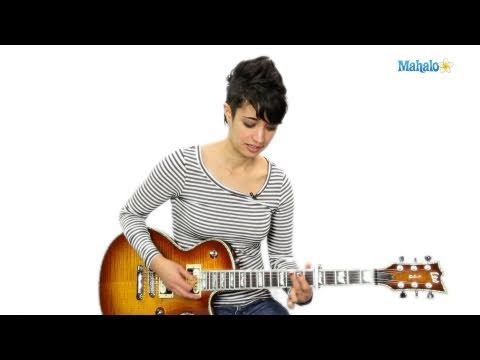 How to Play a G Major Pentatonic on Guitar