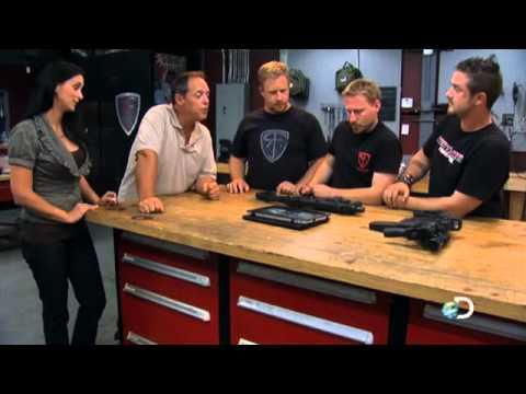 Total Recall Gun | Sons of Guns