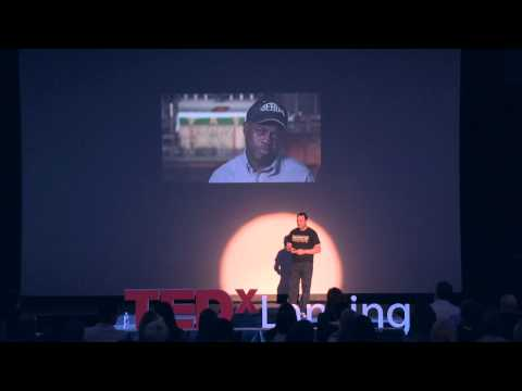TEDxLansing-Erik Proulx: Retooling a Career and a City