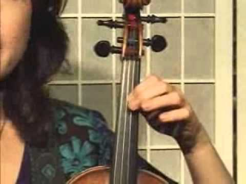 Violin Lesson - How To Play Two Octave Chromatic Scale From Low G to High G