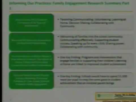 5 23 12 BOE Presentation on Family Engagement Standards